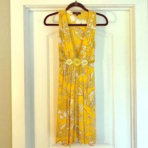 Sky summer dress